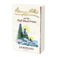 英文原版 Harry Potter and the Half-Blood Prince 哈利波特与混血*子(英国版)