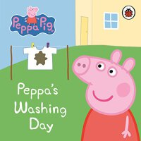 Peppa Pig: Peppa's Washing Day: My First Storybook 粉红猪小妹:大扫