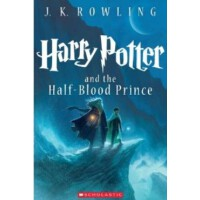 英文原版 哈利波特与混血*子 第六部 Harry Potter and the Half-Blood Prince