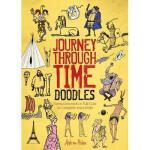 【预订】Journey Through Time Doodles: Famous Moments in