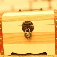 大号纸币硬币存钱罐储蓄罐存钱筒带锁保险箱私房钱送人创意礼物