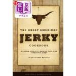 【中商海外直订】The Great American Jerky Cookbook: A Simple Guide t