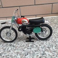 1:12Husqvarna胡斯华纳原厂Pioneering since 1903合金摩托车模型品质定