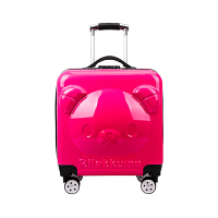 儿童旅行箱男孩18寸玩具拉杆箱汽车皮箱行李箱多功能户外旅行箱