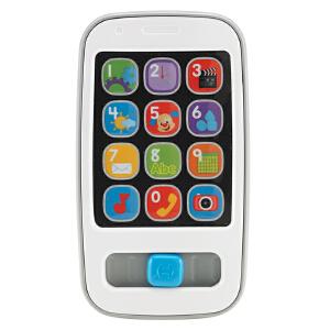[当当自营]Fisher Price 费雪 智玩学习电话(双语)多功能益智早教玩具 CDF89