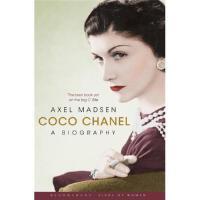 【正版】可可香奈�河⑽陌�Coco Chanel-A Biography瑕疵介意勿拍有勒痕9781408805817Ove