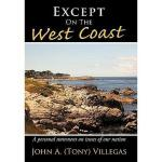 【预订】Except on the West Coast: A Personal Statement on