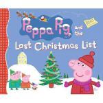【预订】Peppa Pig and the Lost Christmas List