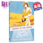 【中商原版】阿加莎克里斯蒂:幸福假面 英文原版 Absent in the Spring Agatha Christi