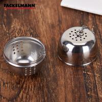 Fackelmann/法克曼不锈钢茶球 调味球 煲汤球 烫渣球5320181