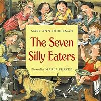 【中商原版】七个贪吃小宝贝 英文原版 The Seven Silly Eaters 亲子故事绘本 3-6岁