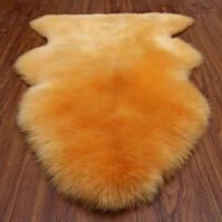 澳洲羊毛沙发垫整张羊皮羊毛地毯坐垫飘窗垫客厅卧室毛毯可定做