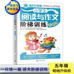 小学生作文阅读与阶梯训练 小学五年级(畅销升级版)