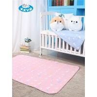 儿童用品夏季纱布婴儿隔尿垫可洗棉透气大号宝宝