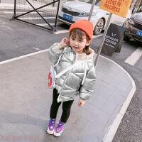 女童羽绒2018新款韩版宝宝冬装外套儿童棉袄女孩加厚洋气棉衣