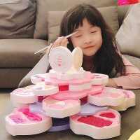 儿童化妆品套装女孩玩具公主无毒彩妆盒女童小孩六一儿童节礼物宝