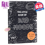 【中商原版】丧心情小册子 英文原版 Little Book of Bad Moods Lotta Sonninen B