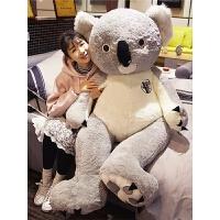 考拉毛绒玩具娃娃树袋熊公仔玩偶生日礼物可爱睡觉抱女孩萌韩国