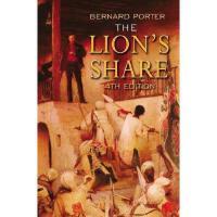 【预订】The Lion's Share Y9780582772526