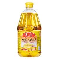 鲁花5S一级花生油1.8L 食用油