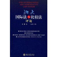 北大国际法与比较法评论(第8卷 总第11期)