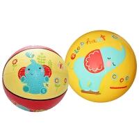 篮球宝宝充气弹力拍拍球1-2-3岁玩具球小皮球儿童幼儿园