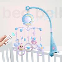 0-12个月男孩宝宝床头铃 床铃音乐旋转 婴儿0-6个月女孩