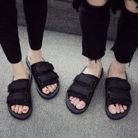 拖鞋男凉拖一字拖男士拖鞋夏沙滩拖鞋潮情侣拖鞋越南拖男凉鞋