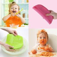 婴儿宝宝围兜儿童立体饭兜围嘴大号小孩口水巾免洗防漏