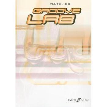 【预订】Groove Lab: Flute [With CD (Audio)] 美国库房发货,通常付款后3-5周到货!