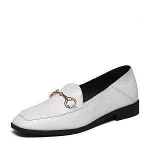 Belle/百丽2017春专柜同款时尚英伦绵羊皮女单鞋BLNA1AM7