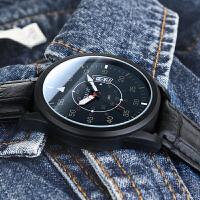 男士手表时尚款新款学生潮流夜光日历带非机械石英表