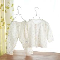婴儿衣服新生儿套装宝宝春夏薄款套装