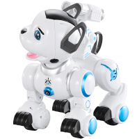 电动玩具狗遥控智能走路唱歌对话的仿真机器狗