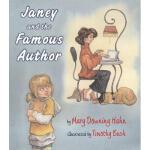 【预订】Janey and the Famous Author