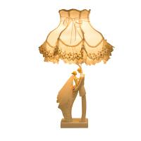 结婚礼物台灯创意新婚庆订婚欧式摆件实用闺蜜朋友纪念日婚房礼品