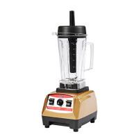 家用搅拌榨汁碎冰机多功能辅食料理机破壁机 金色