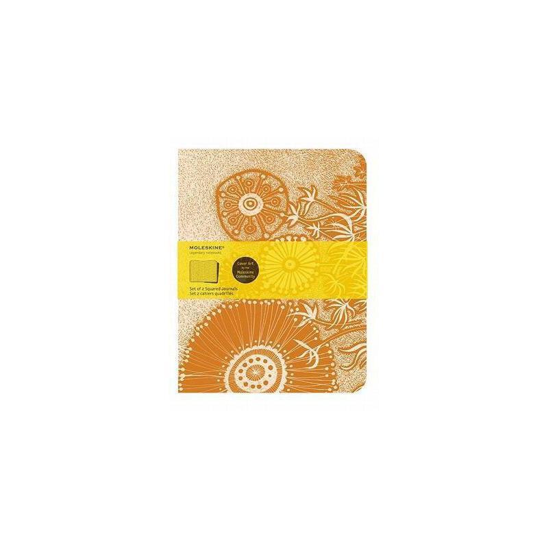 【预订】Moleskine Community Cover Art Squared Journal 美国库房发货,通常付款后3-5周到货!