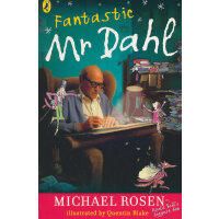 Fantastic Mr. Dahl神奇的罗尔-德达尔(传记)ISBN9780141322131