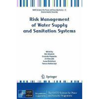 【预订】Risk Management of Water Supply and Sanitation
