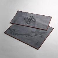 茶巾茶席布艺方巾吸水茶布茶几日式茶道小抹布毛巾