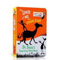 英文原版The Shape of Me and Other Stuff有趣的影子书Dr. Seuss低幼适龄版