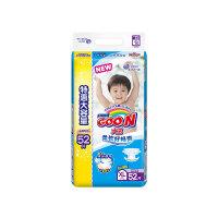 [当当自营]GOO.N 大王 维E系列婴幼儿用纸尿裤 尿不湿 环贴式纸尿裤 XL52片(适合12-20kg)电商装