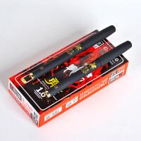 金万年勇士中性笔头1.0mm/0.5mm/0.7mm粗笔划碳素黑色水笔签字提名G1140 g-1140 1.0mm 12