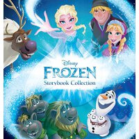 Frozen Storybook Collection冰雪奇缘故事合集【英文原版童书 迪士尼】