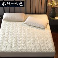 薄棕垫乳胶垫5cm床垫套全棉加厚夹棉床笠单件防滑保护套1.8
