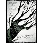 【中商原版】我不再沉默(漫画版)英文原版 Speak: The Graphic Novel 绘本小说