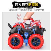 惯性四驱越野车玩具儿童小孩小汽车回力玩具车迷你模型男生小男孩