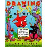 【预订】Drawing in 3-D with Mark Kistler: From Amazing