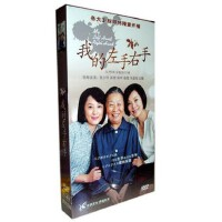 正版影视dvd光盘我的左手右手苏岩林申高清电视剧珍藏版12DVD碟片